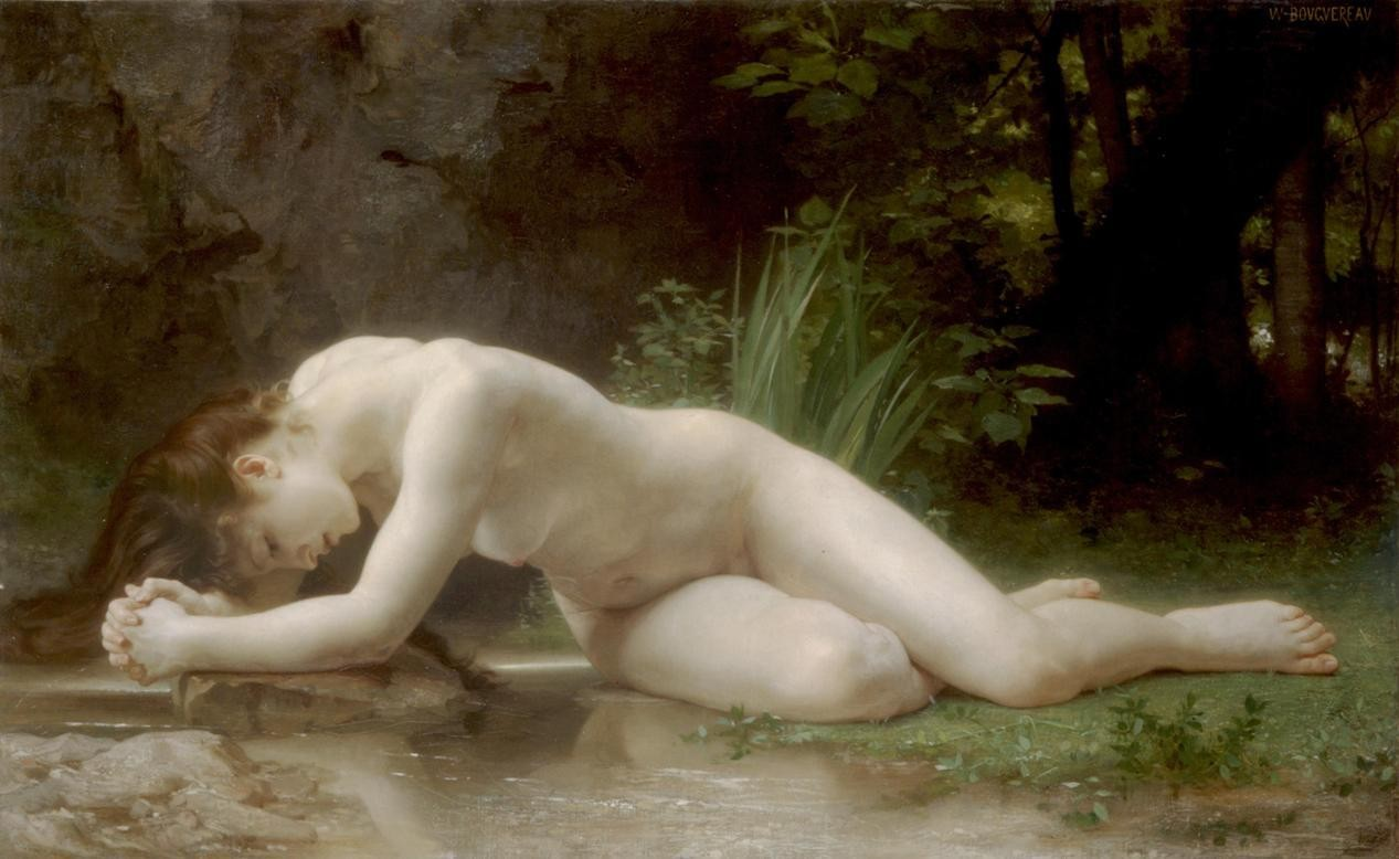 William Bouguereau Biblis