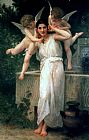 William Bouguereau Youth painting