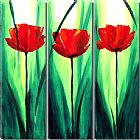 flower 2257 painting