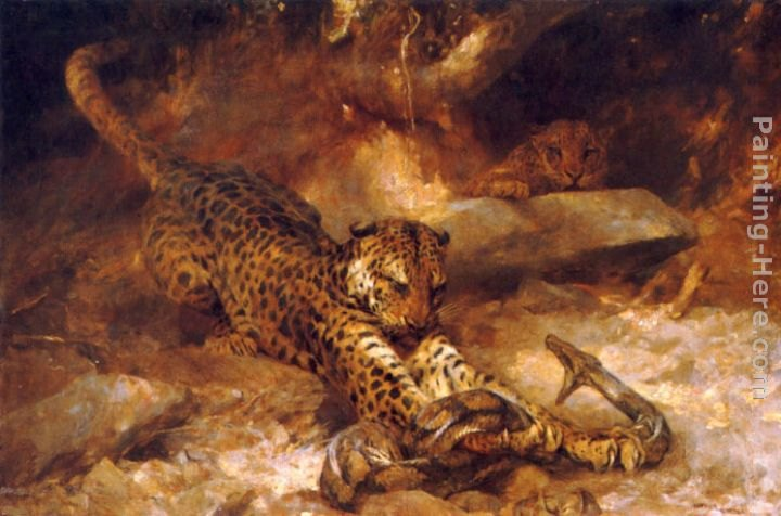 Arthur Wardle The Attack