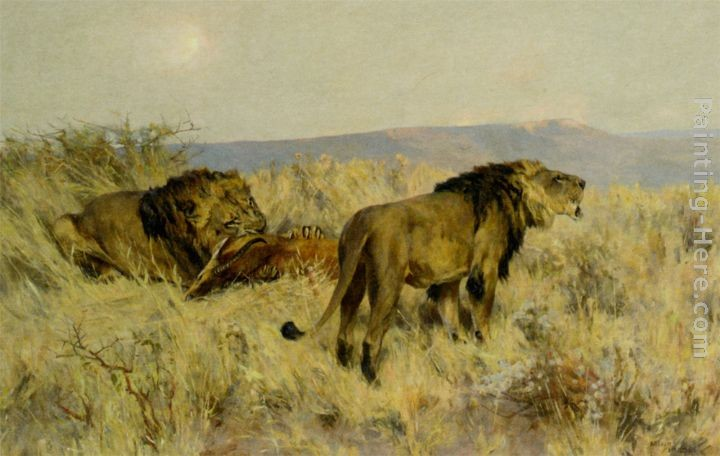 Arthur Wardle The Prize