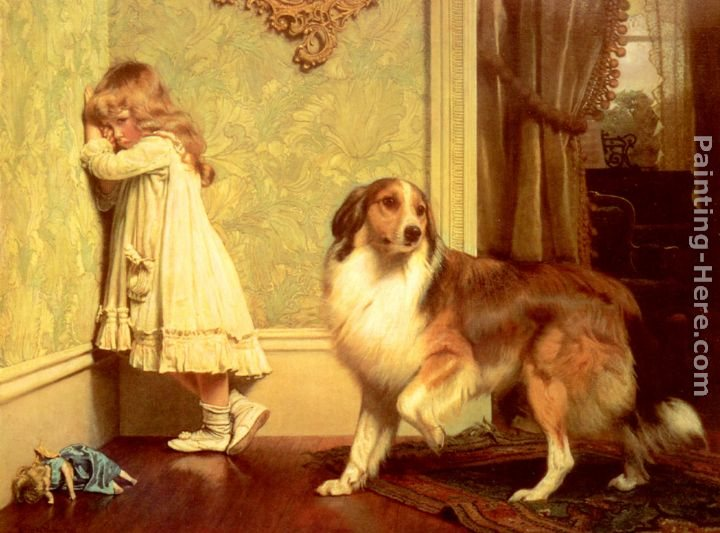 Charles Burton Barber A Special Pleader