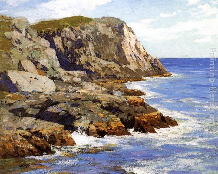 Edward Potthast Monhegan
