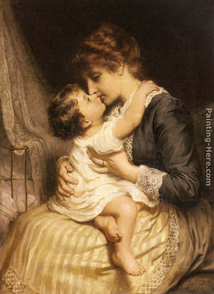 Frederick Morgan Motherly Love