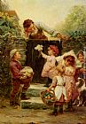 Frederick Morgan Grandfathers Birthday painting