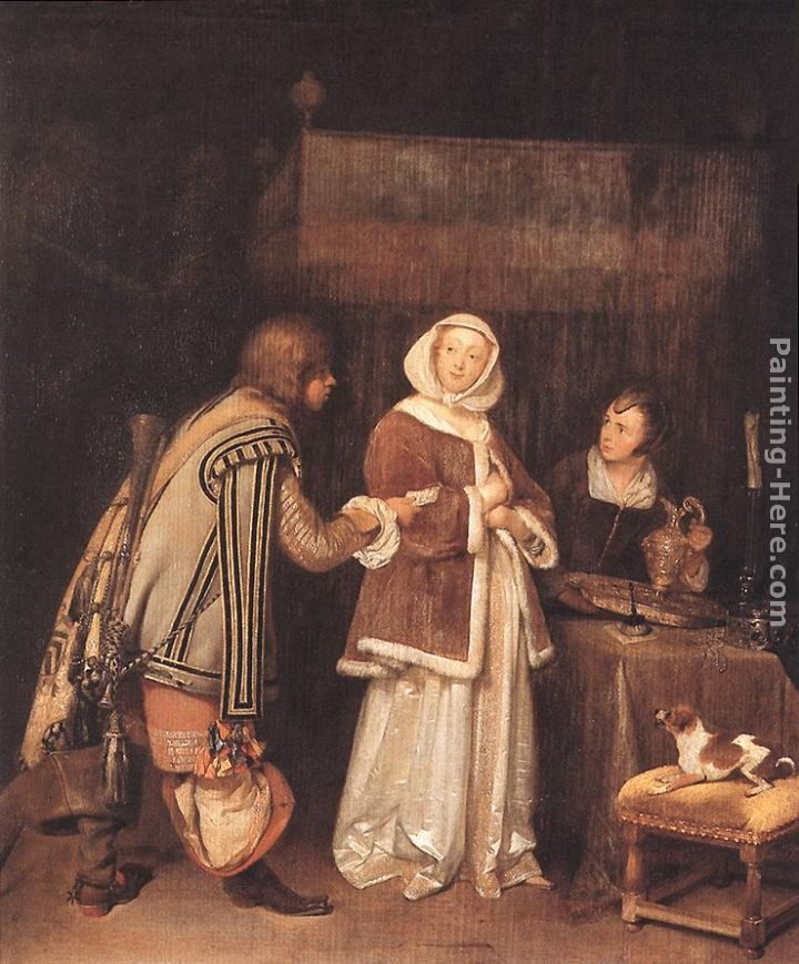 what is letter size gerard ter borch the letter painting best paintings for 25561 | The%20Letter