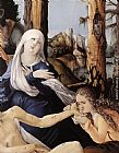 Hans Baldung The Lamentation of Christ (detail) painting