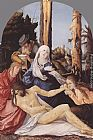 Hans Baldung The Lamentation of Christ painting