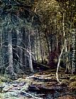 Ivan Shishkin The Forest Horizons painting