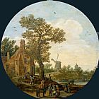 Jan van Goyen Summer painting