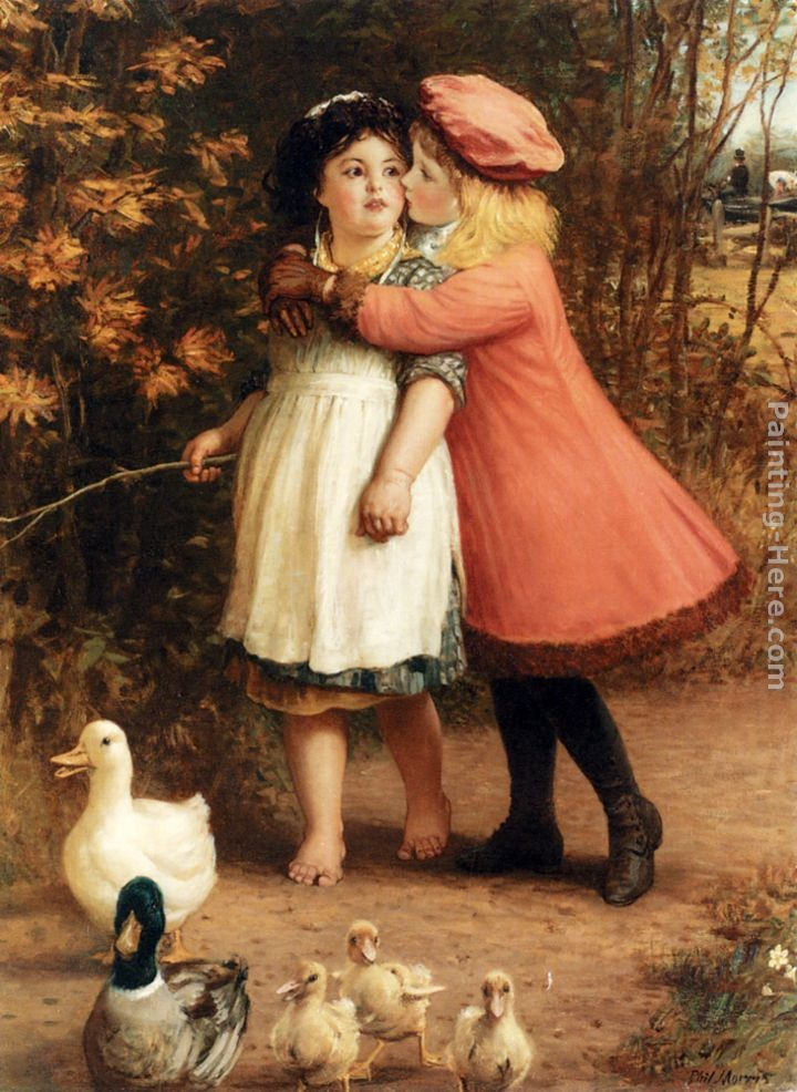Philip Richard Morris The Foster Sisters