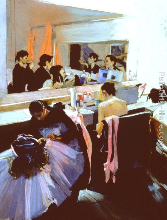 Rhoda Yanow Dressing Room