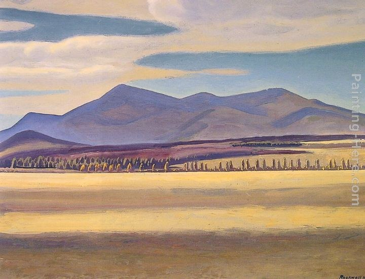 Rockwell Kent Paintings For Sale