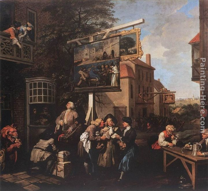 William hogarth soliciting votes painting best paintings for William hogarth was noted for painting