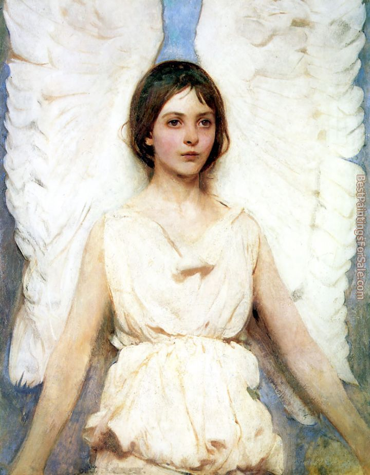 Abbott Handerson Thayer Paintings for sale