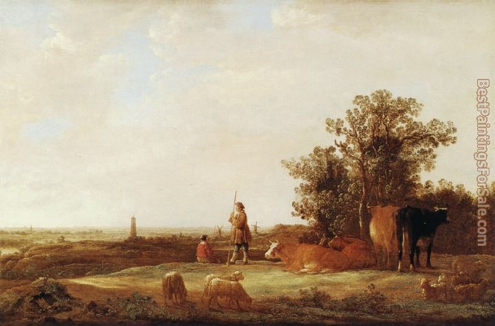 Aelbert Cuyp Paintings for sale
