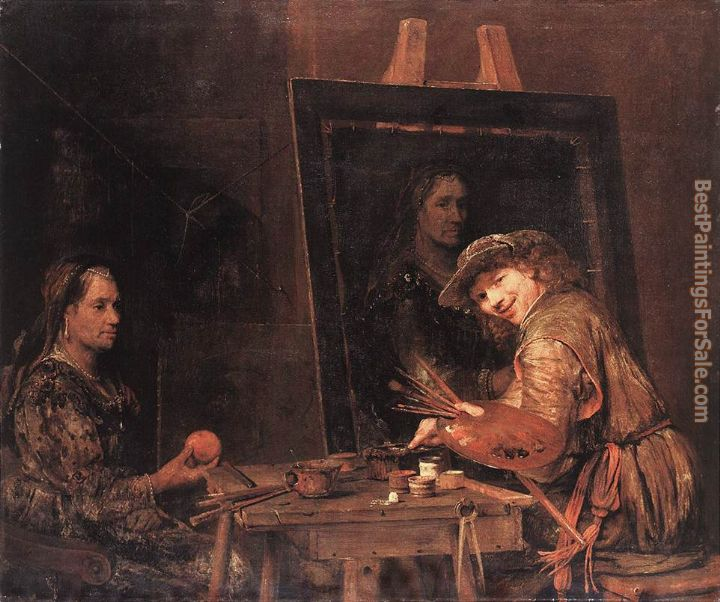 Aert de Gelder Paintings for sale