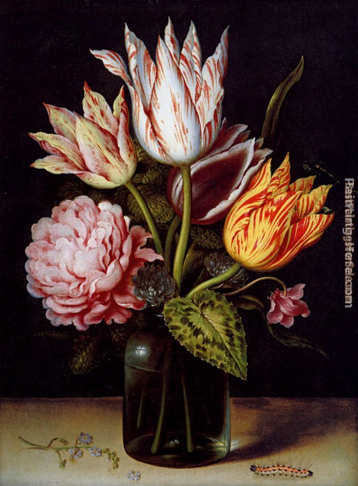 Ambrosius Bosschaert the Elder Paintings for sale