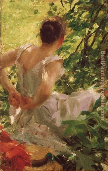 Anders Zorn Paintings for sale