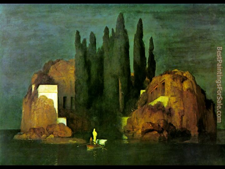 Arnold Bocklin Paintings for sale