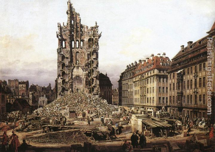 Bernardo Bellotto Paintings for sale