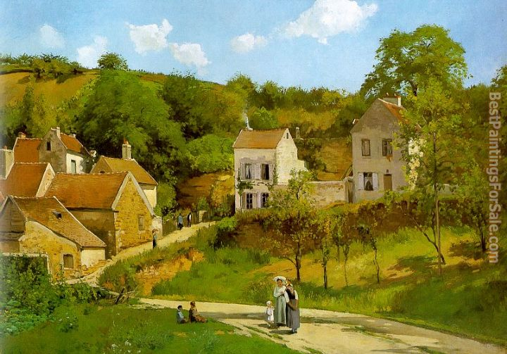 Camille Pissarro Paintings for sale
