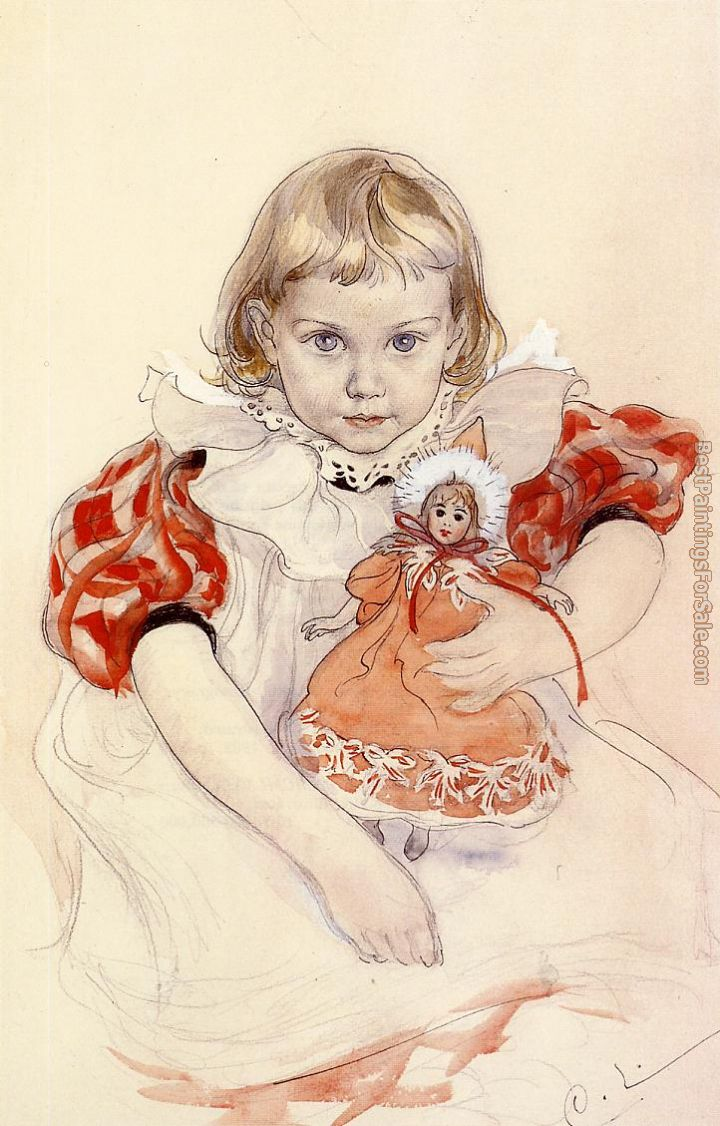 Carl Larsson Paintings for sale