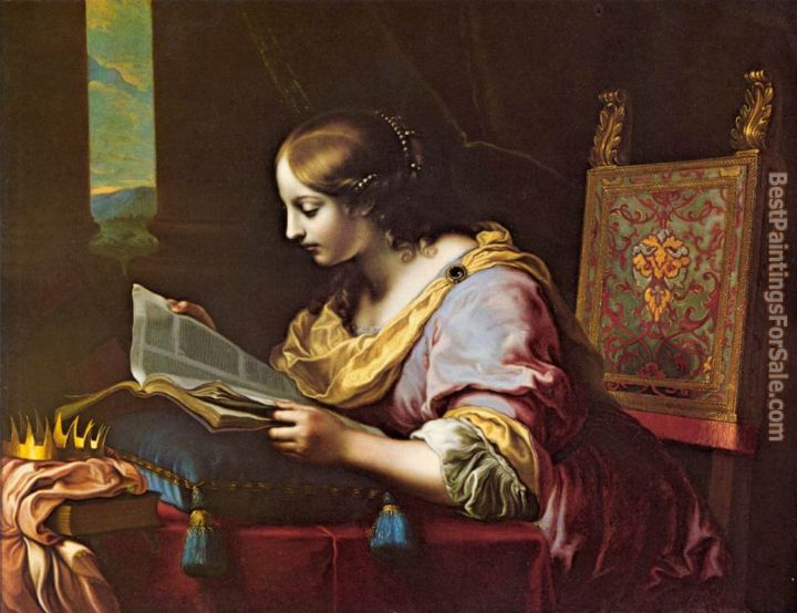 Carlo Dolci Paintings for sale