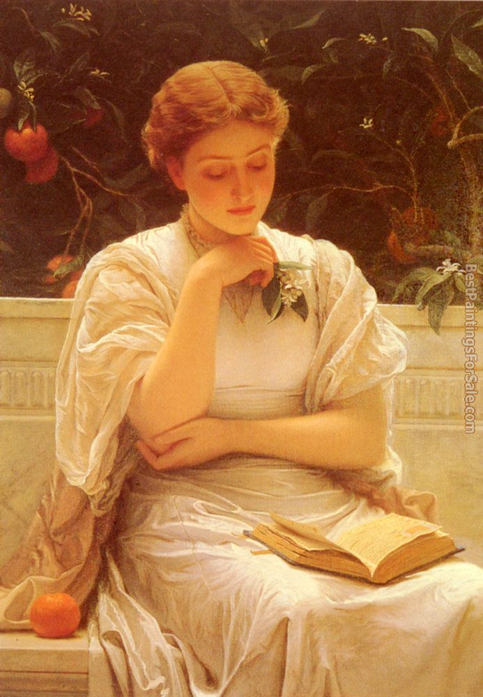Charles Edward Perugini Paintings for sale