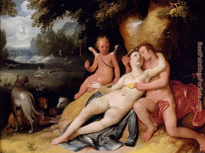 Cornelis Cornelisz Paintings for sale