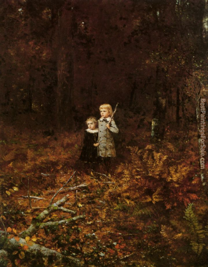 Eastman Johnson Paintings for sale