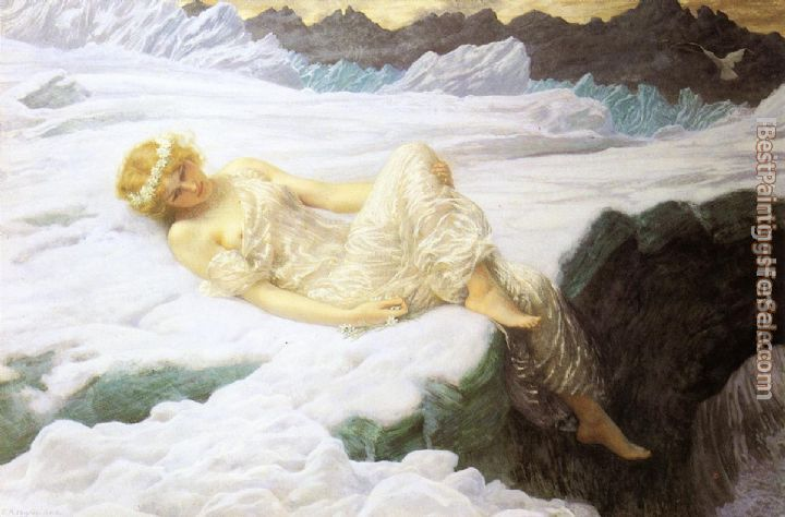 Edward Hughes Paintings for sale