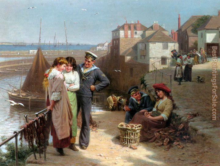 Edwin Thomas Roberts Paintings for sale