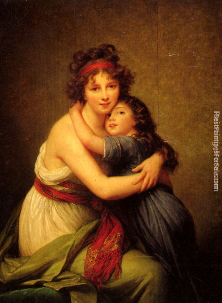 Elisabeth Louise Vigee-Le Brun Paintings for sale