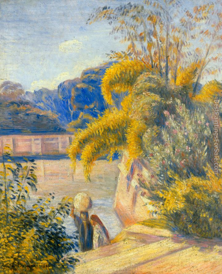 Emile Bernard Paintings for sale