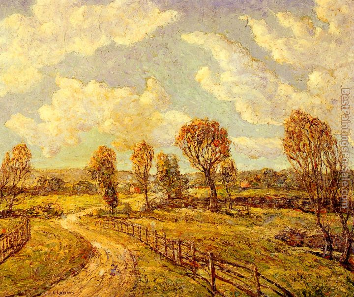 Ernest Lawson Paintings for sale