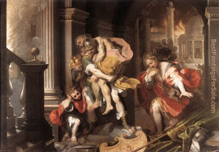 Federico Fiori Barocci Paintings for sale
