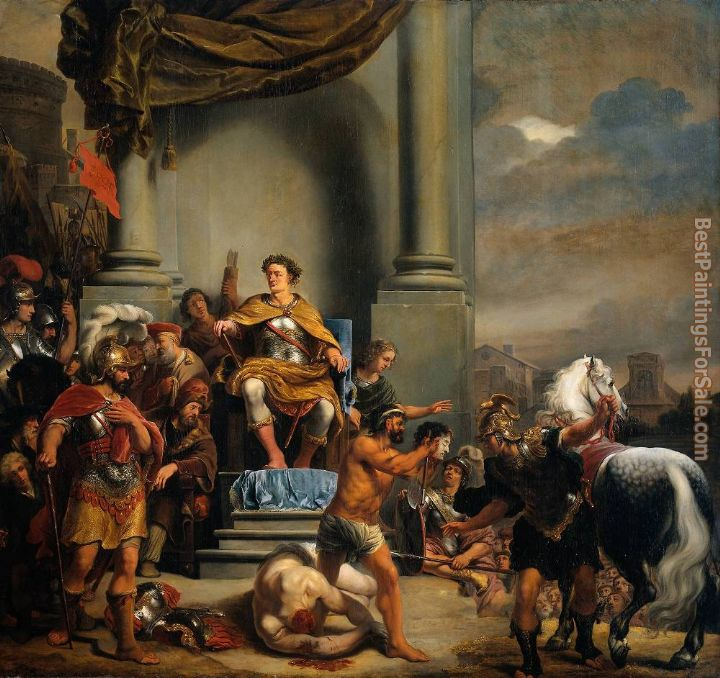 Ferdinand Bol Paintings for sale