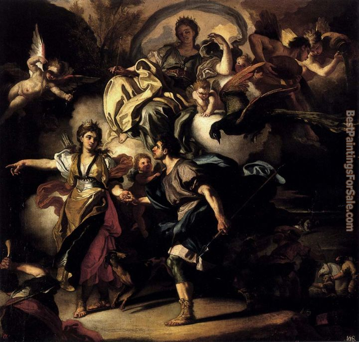 Francesco Solimena Paintings for sale