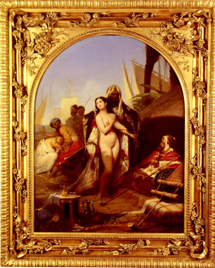 Frederic Henri Schopin Paintings for sale