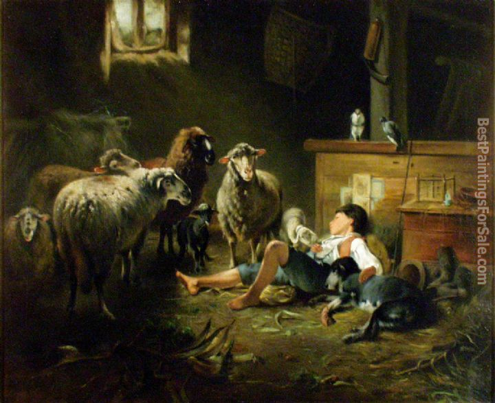 Friedrich Otto Gebler Paintings for sale