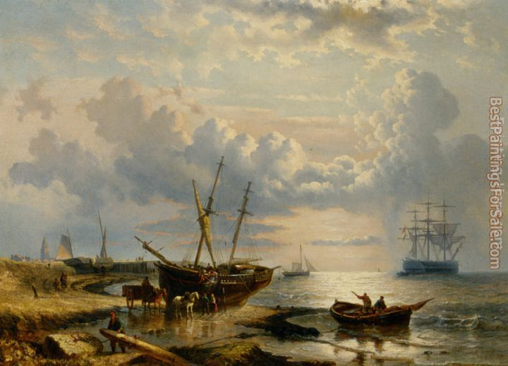 George Willem Opdenhoff Paintings for sale