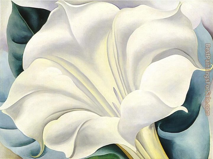 Georgia O'Keeffe Paintings for sale