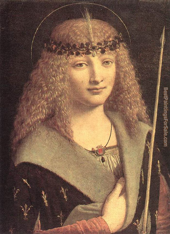 Giovanni Antonio Boltraffio Paintings for sale