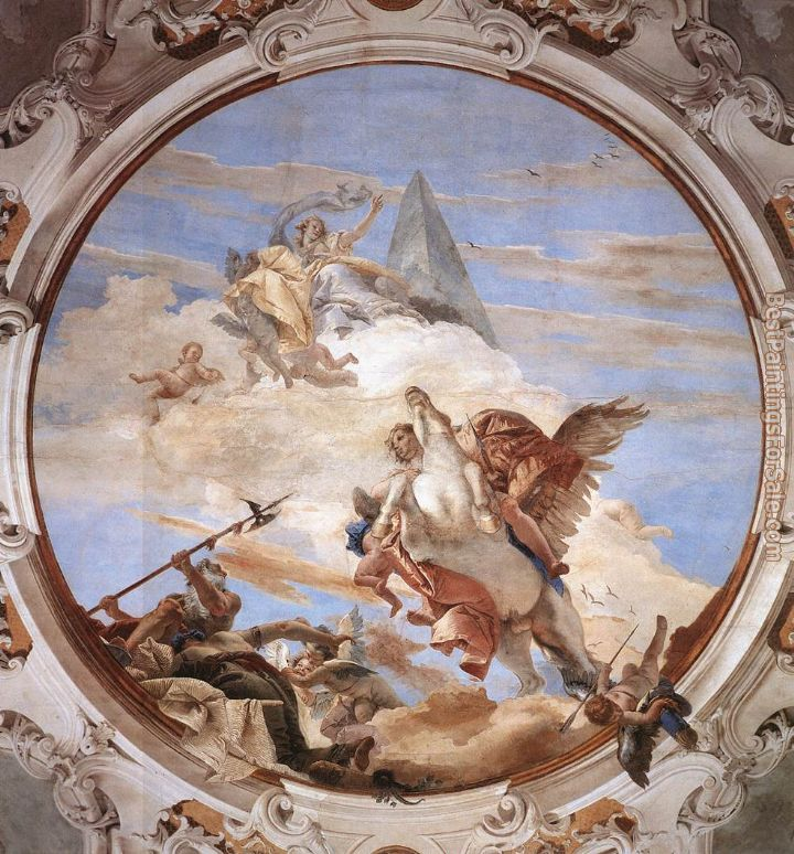 Giovanni Battista Tiepolo Paintings for sale