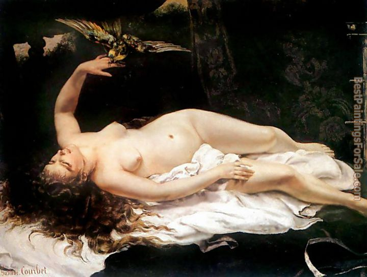 Gustave Courbet Paintings for sale