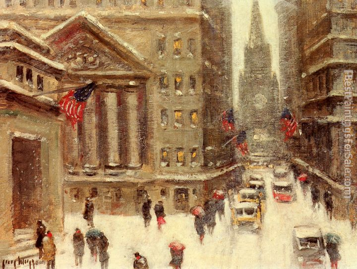 Guy Carleton Wiggins Paintings for sale
