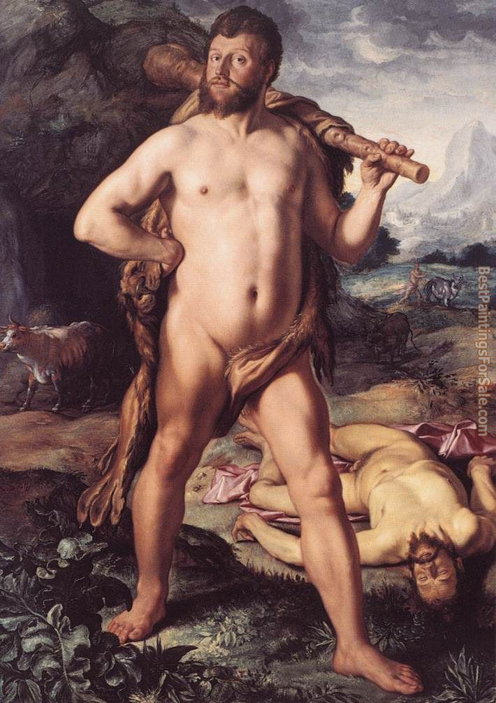 Hendrick Goltzius Paintings for sale