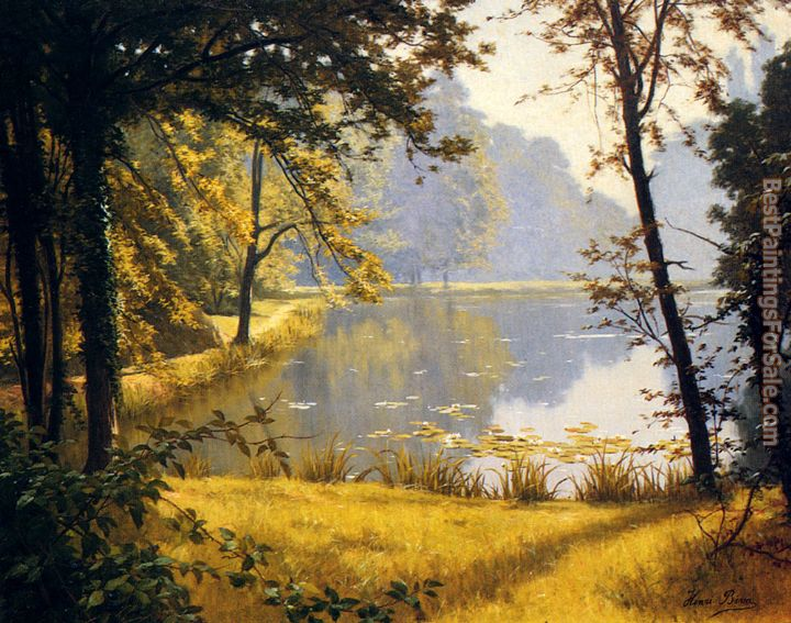 Henri Biva Paintings for sale