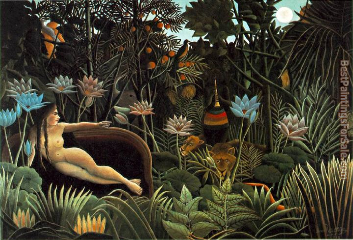 Henri Rousseau Paintings for sale